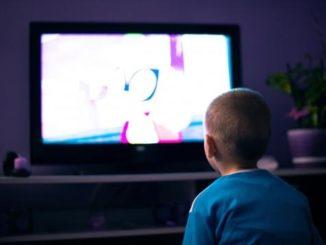 enfant et la tele