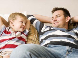 role pere developpement enfant